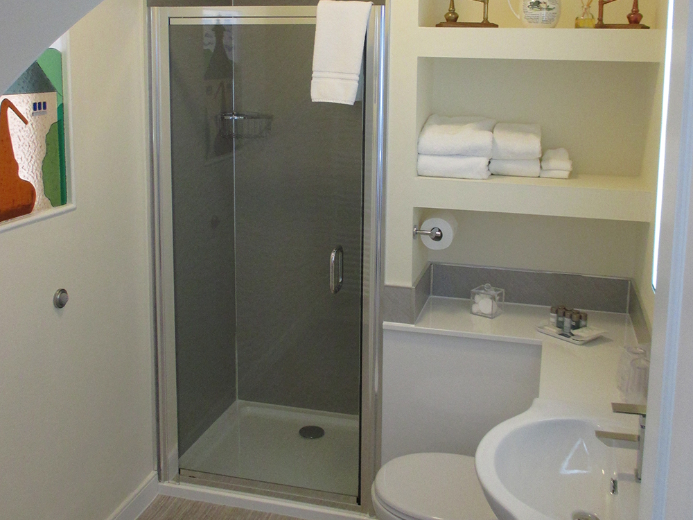 The Exciseman ensuite