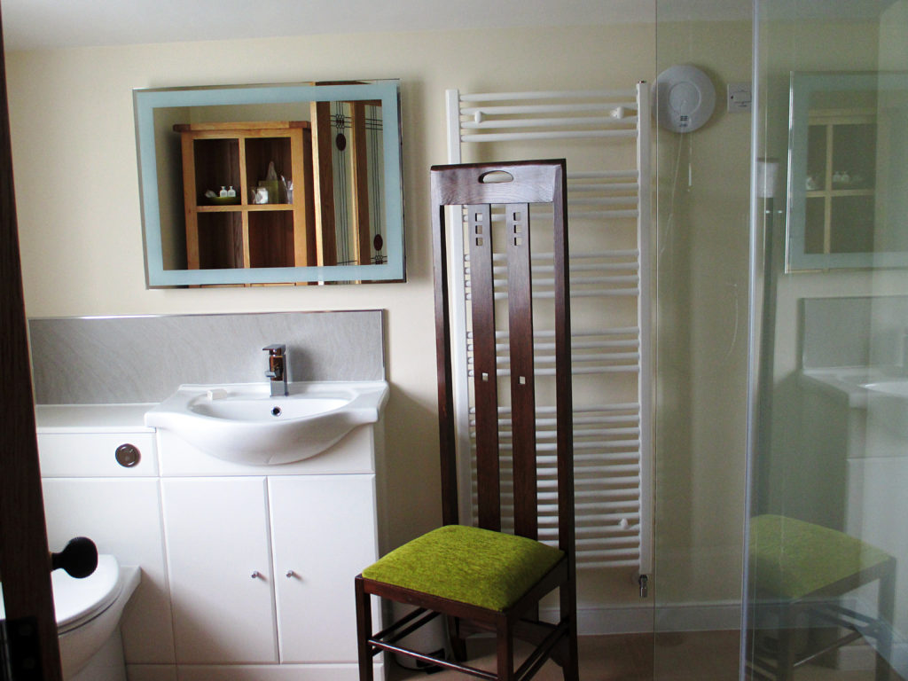 The Architect ensuite