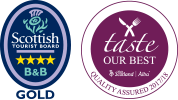 4 Star Gold Award Dufftown B&B